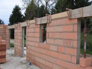 La brique notre sp cialit b tir ensemble - Couper un mur en brique ...