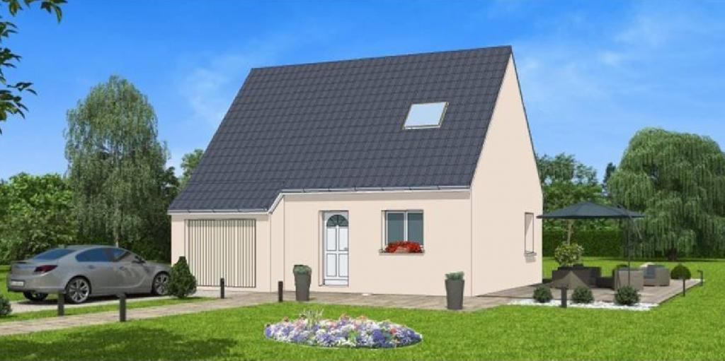 Terrain maison ahuy with maison neuve dijon for Promoteur immobilier maison neuve