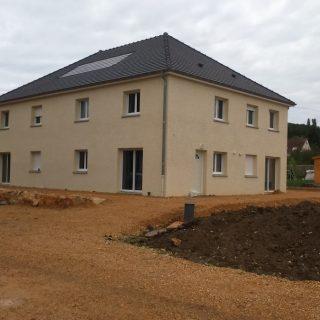 Maisons comprenant 4 logements pour investisseurs
