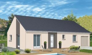 Maison + terrain – Marcilly-sur-Tille
