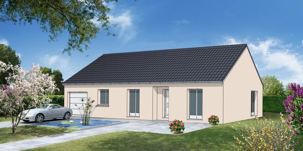 Maison 100m² + Terrain à Prenois (21)