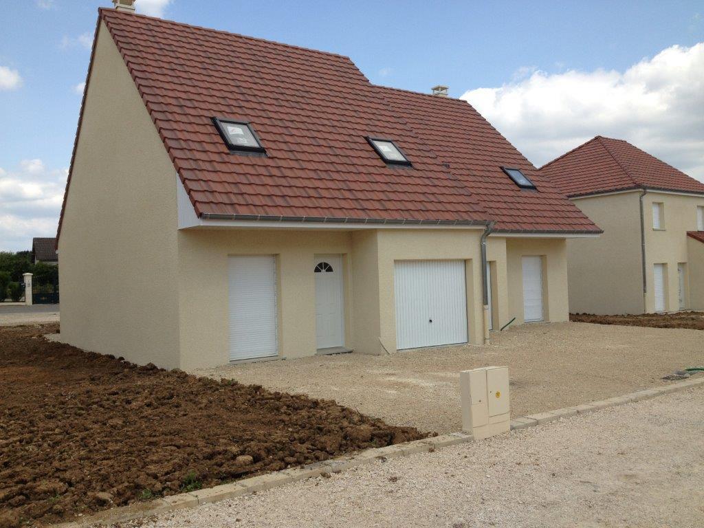 Construction maison lotissement nord for Lotissement maison neuve