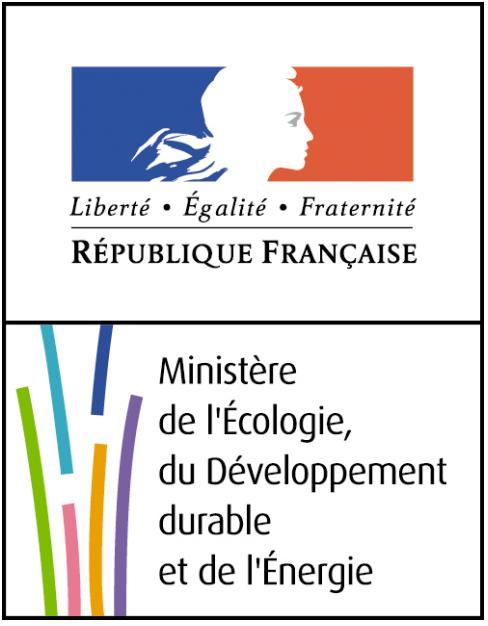 Logo ministere ecologie developpement durable energie mer et peche