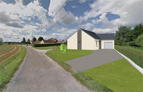 Maison + Terrain à St Usage