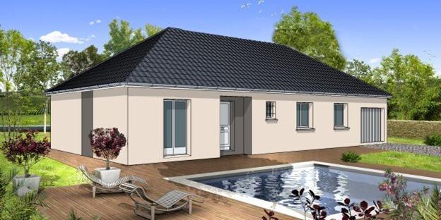 Maison terrain izeure b tir ensemble construction for Prix moyen m2 construction neuve rt 2012