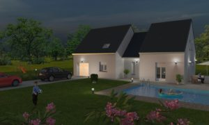 Maison + Terrain à Ahuy