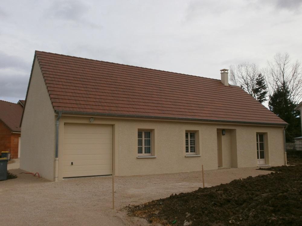 Maison + terrain Precy-sous-Thil