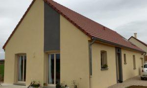 Maison + terrain Saint-Léger-Triey