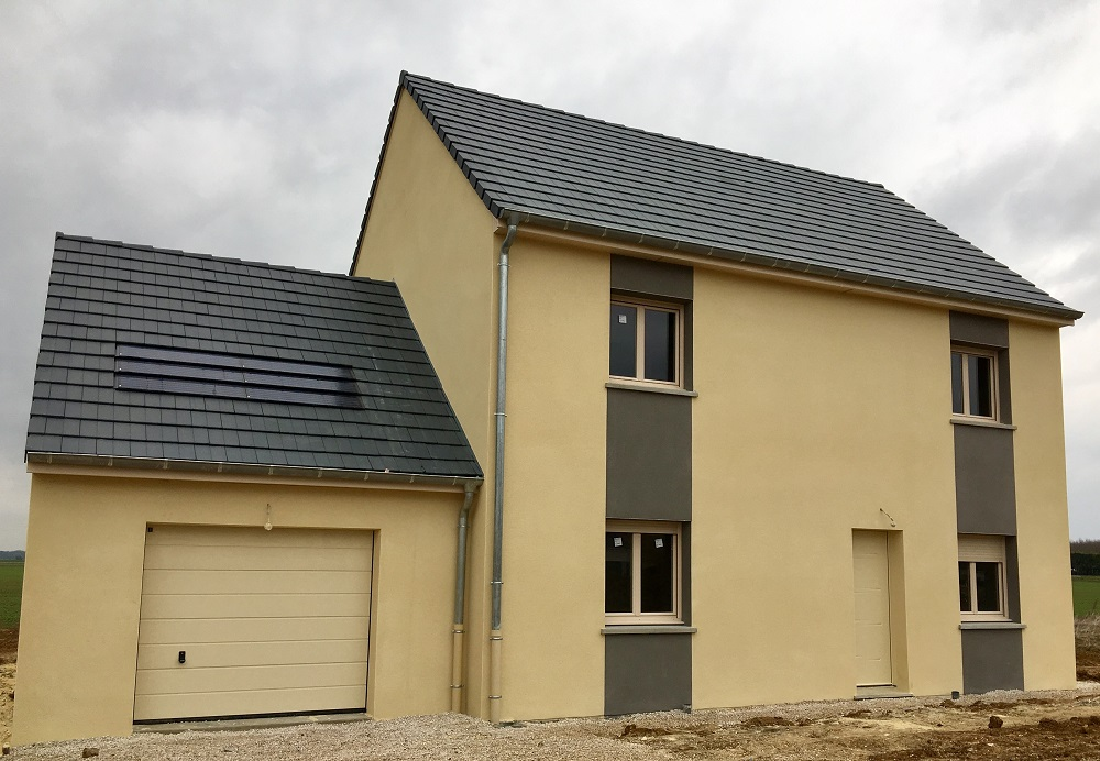 Terrain + maison BROCHON