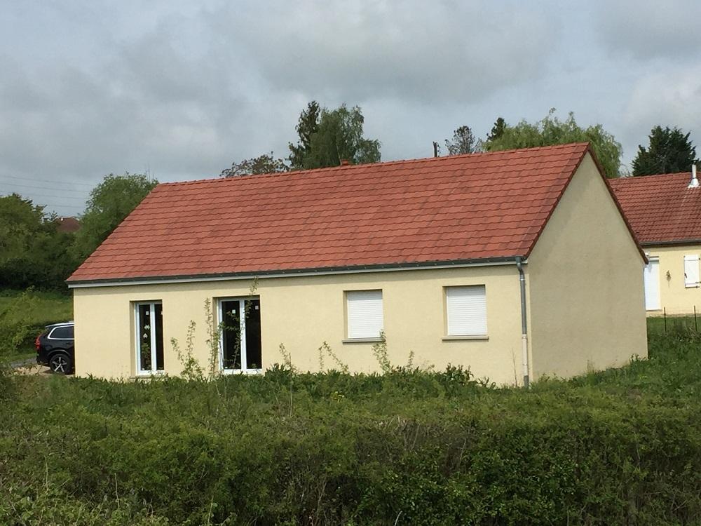 Maison + terrain MONTCEAU-LES-MINES