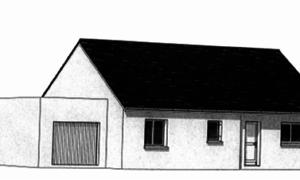 Terrain + maison SAULON LA CHAPELLE