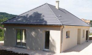 Terrain + maison à Izeure