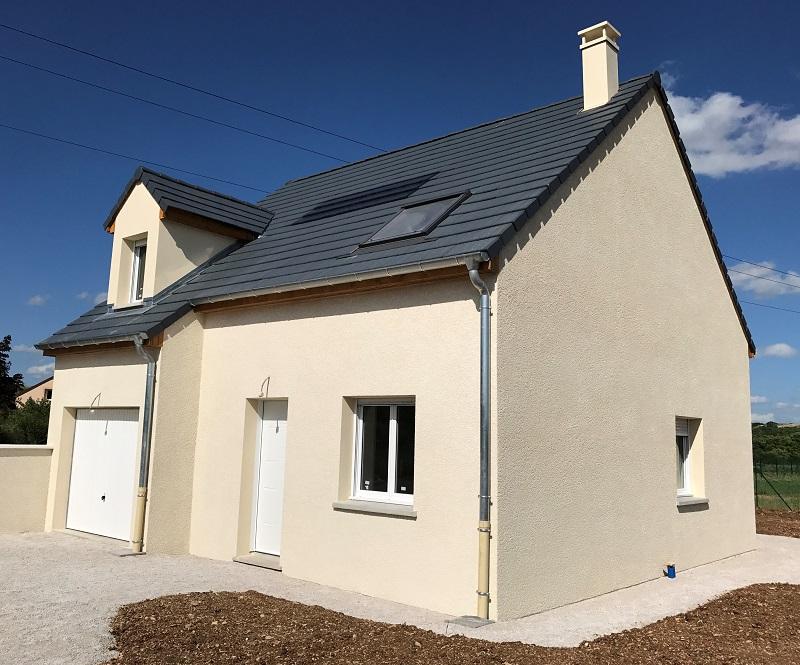 Maison + terrain à Marsannay-la-Côte