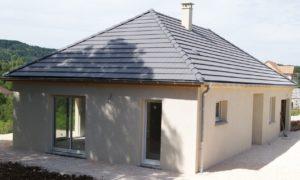Terrain + maison à Chambeire