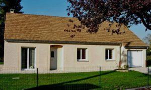 Maison + Terrain proche Châtillon sur Seine
