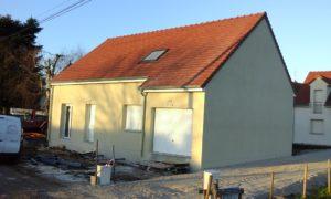 Maison + terrain à Autun