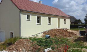 Maison + terrain au Creusot