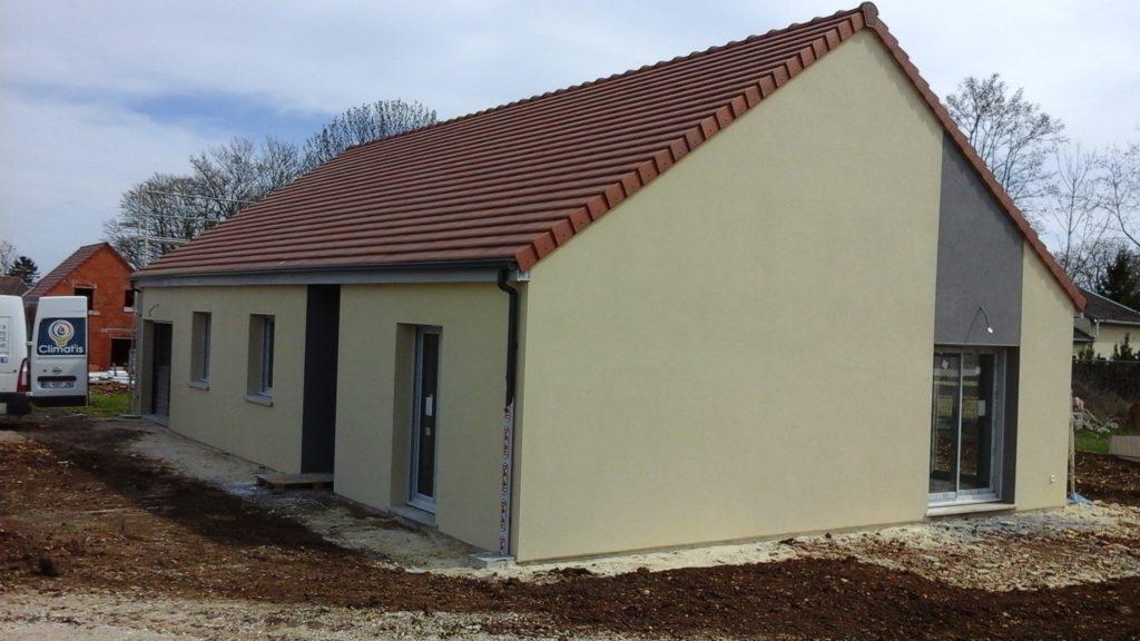Maison + terrain à Semur-en-Auxois