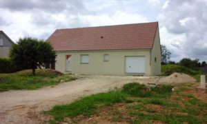 Maison + terrain à Venarey les Laumes