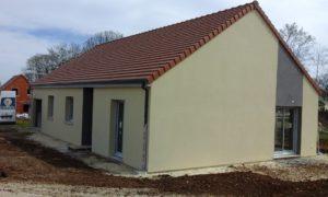 Maison + terrain à Arnay le Duc