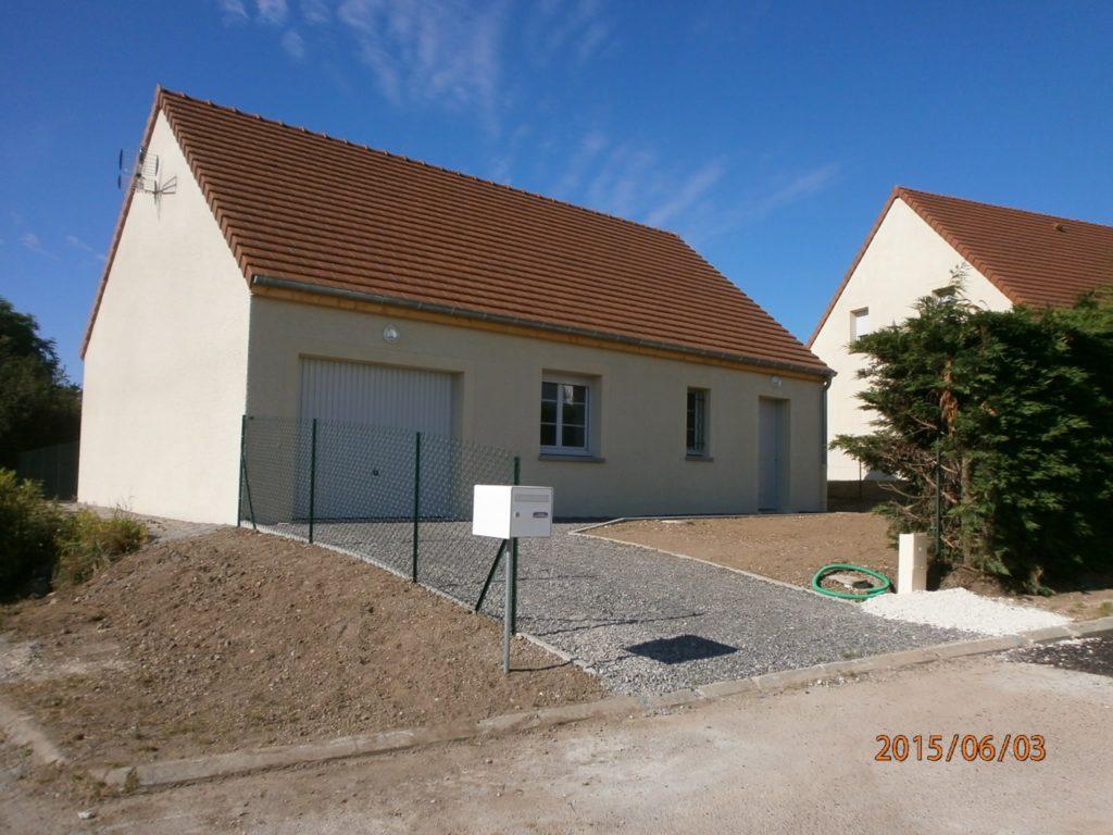 maison + terrain VENAREY LES LAUMES