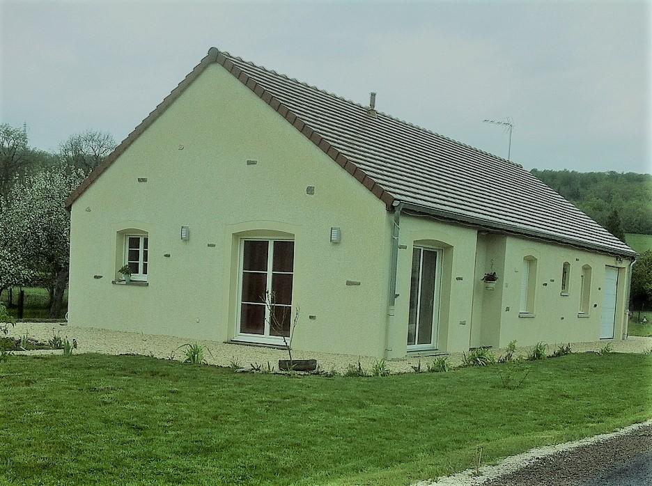 Maison + terrain SAVIGNY LES BEAUNE – 21420